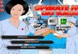 لعبة اجراء عملية جراحية للركبة