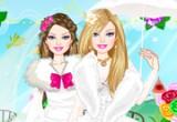 العاب تلبيس العروسة باربى 2015