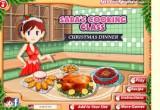 العاب طبخ سارة 2014