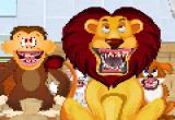 العاب طبيب الاسنان للحيوانات