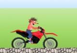 العاب كراش و الدراجة السريعة