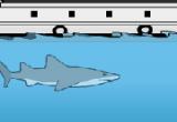 لعبة القرش المجنون  2017