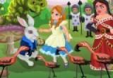 لعبة أليس في بلاد العجائب