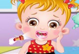 لعبة دكتور الاسنان للاطفال بيبى هازل