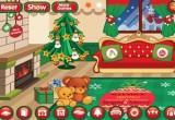 لعبة  ديكور منزل الثلوج 2021