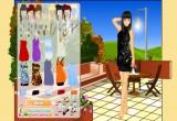 العاب تلبيس الفساتين السواريه