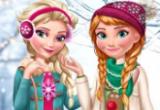 لعبة السا و آنا في الشتاء 2017