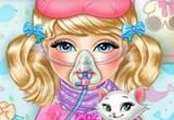 لعبة رعاية الاطفال في المستشفى