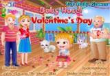 العاب بيبي هازل يوم الحب
