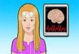 لعبة اجراء عملية جراحية للرأس والمخ