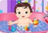 لعبة استحمام لولو الصغيرة