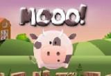 لعبة البقرة فى المزرعة السعيدة
