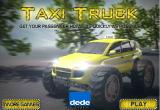 لعبة التاكسي العملاق