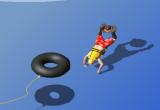 لعبة التزلج على البحر 2014