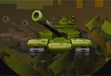 لعبة الدبابة الحربية 2014