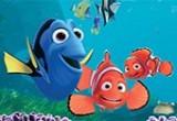 لعبة السمكة نيمو فى البحر 2014