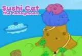 لعبة قطة السوشي
