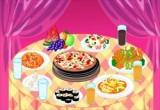 لعبة تحضير مائدة رمضان