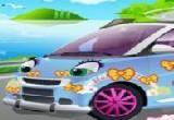 لعبة تزيين سيارة باربى