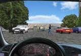 لعبة تعليم القيادة city car driving