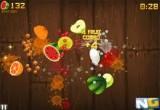 لعبة تقطيع الفواكه