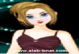 لعبة تلبيس البنت الشقراء 2013