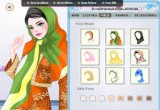 لعبة تلبيس البنات في رمضان