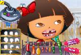 لعبة طبيب اسنان دورا