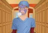 لعبة تنظيف بشرة الطبيبة