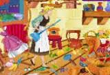 لعبة تنظيف بيت الاميرة سندريلا