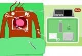العاب عمليات جراحية لزرع القلب