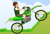 لعبة دراجة بن تن النارية 2014