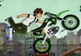 لعبة دراجة بن تن المجنونة 2014