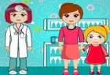 لعبة دكتورة الاطفال