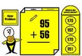 العاب رياضيات جمع وطرح