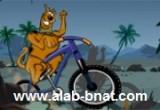 لعبة سباق دراجات سكوبى دو
