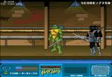 لعبة سلاحف النينجا المقاتلين