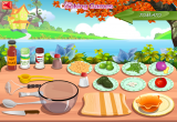 لعبة طبخ سلطة مكسيكية 2018