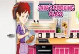لعبة طبخ سارة كلاس