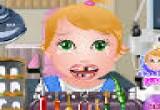 لعبة طبيب اسنان الاطفال