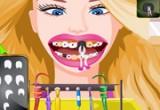 لعبة طبيب الاسنان المجنون