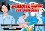 لعبة طبيب العيون