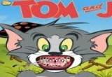 لعبة علاج اسنان توم وجيرى