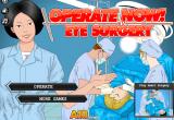 لعبة عملية جراحية للعين الحقيقية 2016