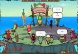 لعبة جزر عيش سفاري 2014