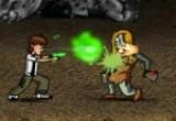 لعبة قتال بن تن ضد الزومبى