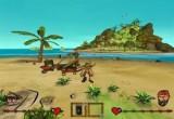 لعبة قراصنة الجزيرة فلاش