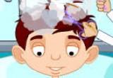 العاب قص شعر اولاد
