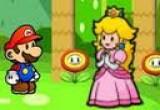 لعبة مغامرة سوبر ماريو وإنقاذ الأميرة