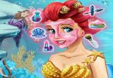 لعبة مكياج عروسة البحر 2017